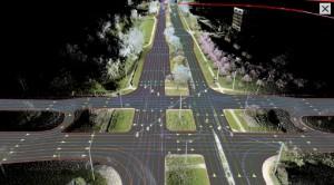 Paikkatiedon lisäksi älyliikenne tarvitsee reaaliaikaista tietoa. Sitä voidaan kerätä busseista ja muista julkisen liikenteen välineistä. Kuva Here.