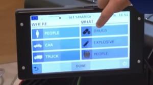 Kuva: Gaseran kehittämä testeri.