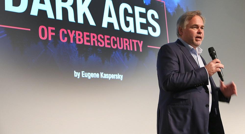 Keynote: Eugene Kaspersky