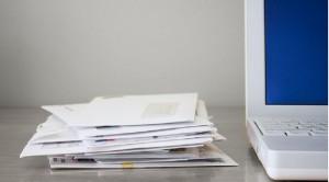 Sähköinen laskutus vähentää paperilaskujen lähettämistä. Kuva: Xerox.